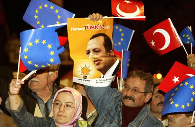 ВЕвропарламенте призвали закончить переговоры очленстве Турции вЕС