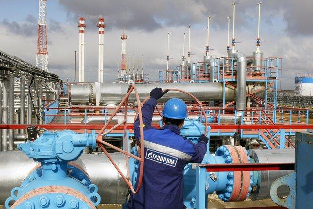 Прибыль русской компании «Газпром» возросла на20%