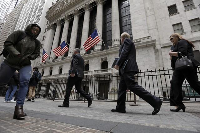 Рост ВВП США замедлился до минимума за 3 года