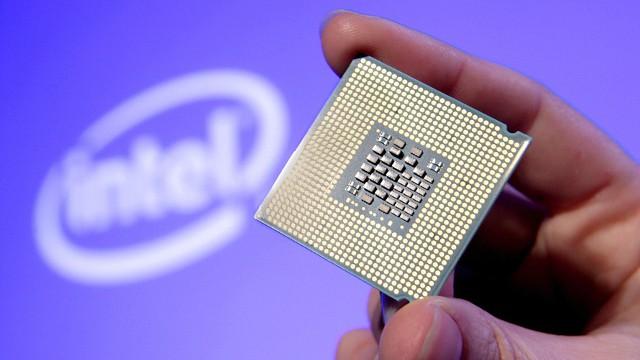 Intel увеличила прибыль на 45%