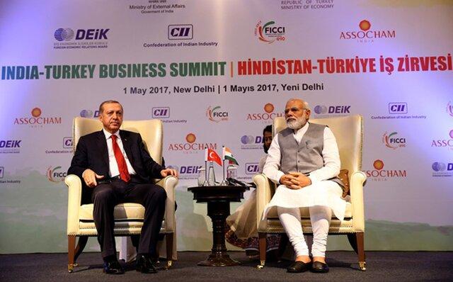 Турция иИндия могут отказаться отдоллара вовзаиморасчётах