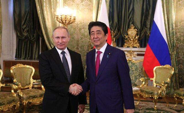 Япония желает нарастить объем закупок газа у РФ