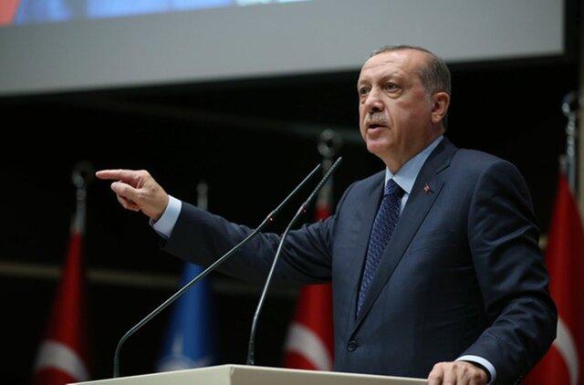 Эрдоган: Турции уже ничего обговаривать сЕС, кроме вопроса вступления вблок