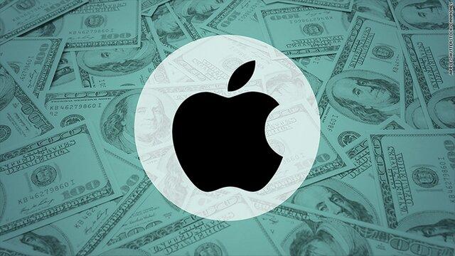 Apple сообщила опадении продаж iPhone
