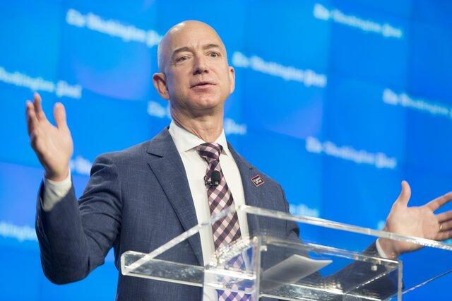 Джефф Безос реализовал акции Amazon на $941 млн