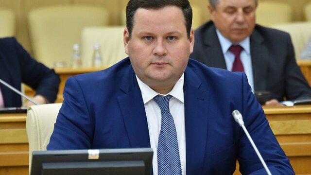 Медведев назначил нового замминистра финансов России