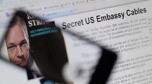 WikiLeaks обнародовал новые секретные документы ЦРУ