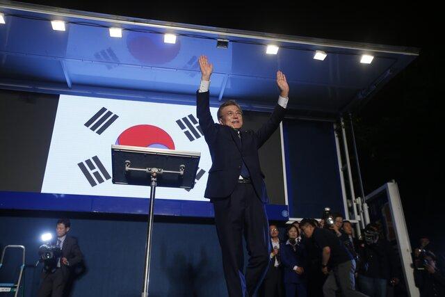 СМИ узнали опервом назначении нового президента Южной Кореи