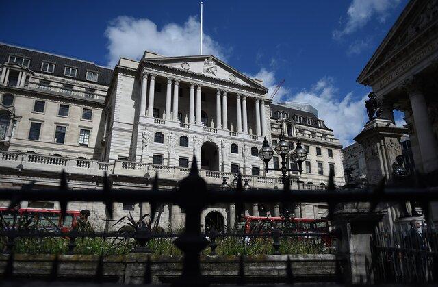 Банк Британии сохранил базовую ставку науровне 0,25%