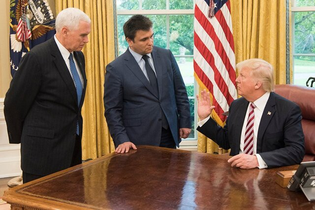 Трамп призвал Российскую Федерацию и Украинское государство кмиру