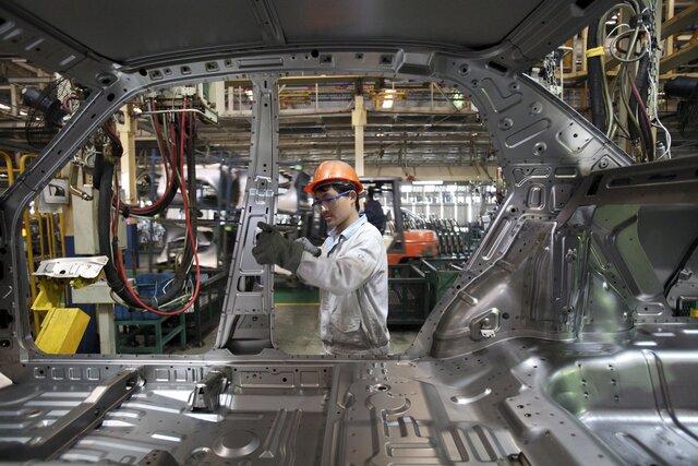 Всередине весны объем розничных продаж в КНР вырос на10,7 процента