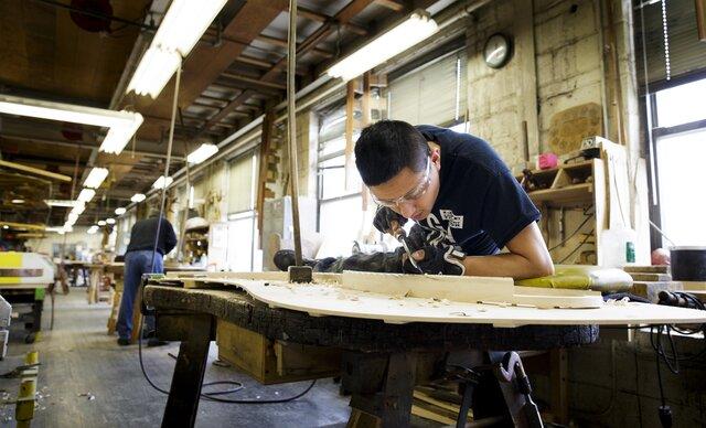 Добывающая промышленность США увеличилась на7,3%