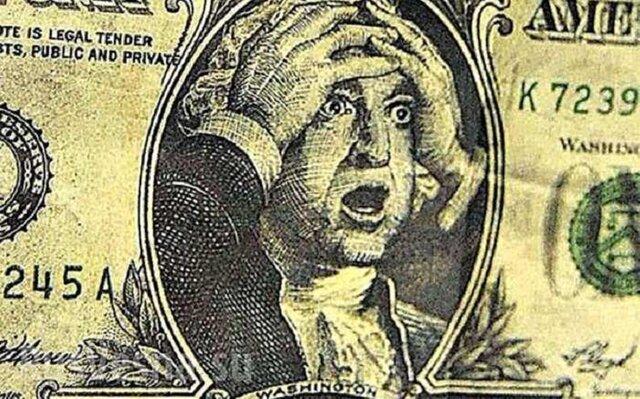 Жители Америки задолжали практически $13 триллионов