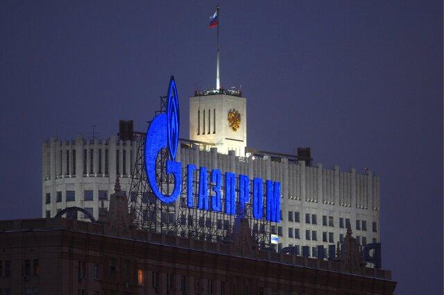 Акции «Газпрома» ускорили падение насообщении одивидендах итеряют 3,7%