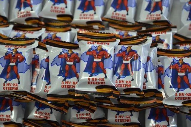 СМИ: Украина планирует пошлины на шоколад из России