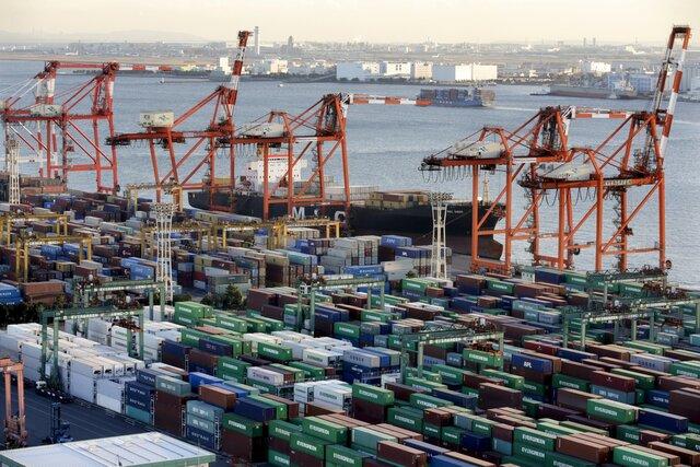 Объем экспорта Японии снова увеличился порезультатам апреля— Опрос