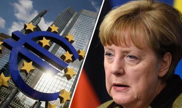 Комментарии Меркель повысили курс евро
