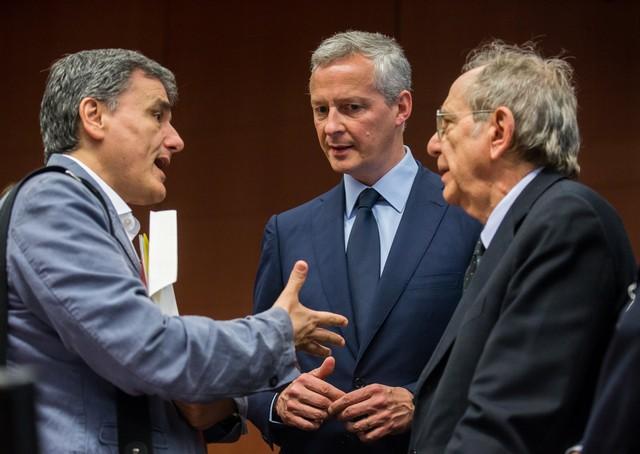 Сделка по Греции сорвалась в последнюю минуту