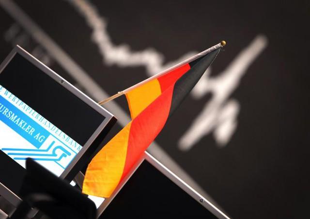 Рост ВВП Германии ускорился до максимума за год