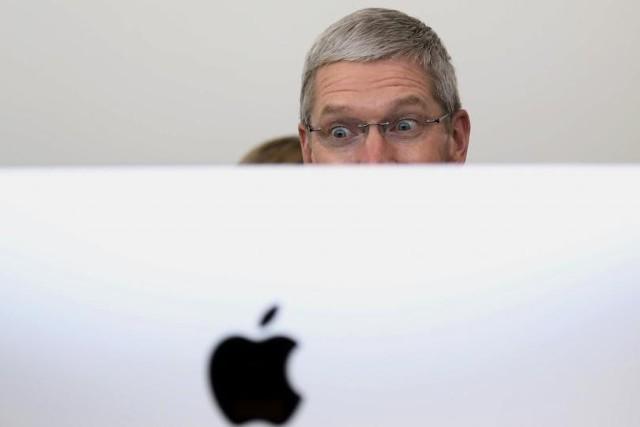 Стоимость Apple близка к паритету с банками Китая