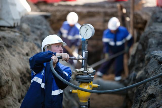 """""""Газпром"""" увеличит инвестиции в газификацию на 3%"""