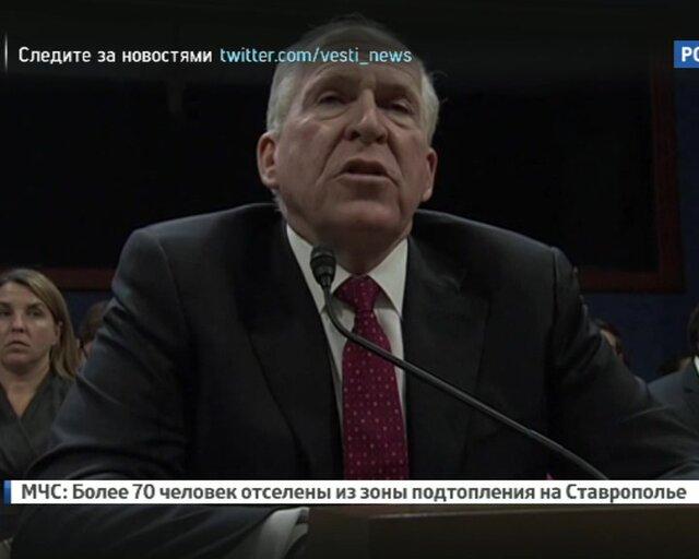 """Экс-глава ЦРУ: РФ ведет в США партизанскую войну и """"мутит"""" воду!"""