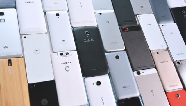 Китайские производители смартфонов набирают скорость