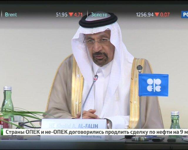 ОПЕК: целевой уровень по нефти будет достигнут к концу 2017 года