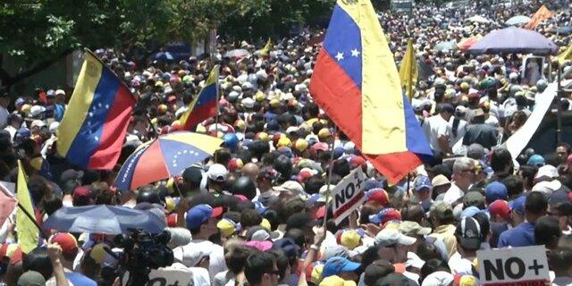 Поле битвы: Венесуэла. Крах экономики и интересы США