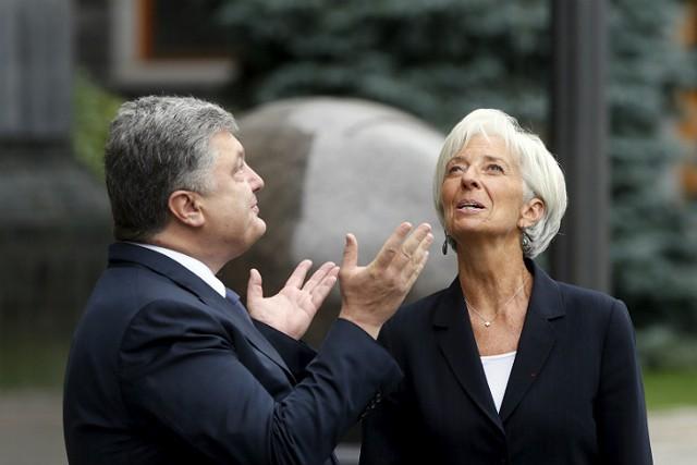 МВФ предупредил Украину: кредита не будет без реформ