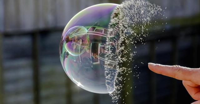 Пузырь, который может разрушить мировую экономику