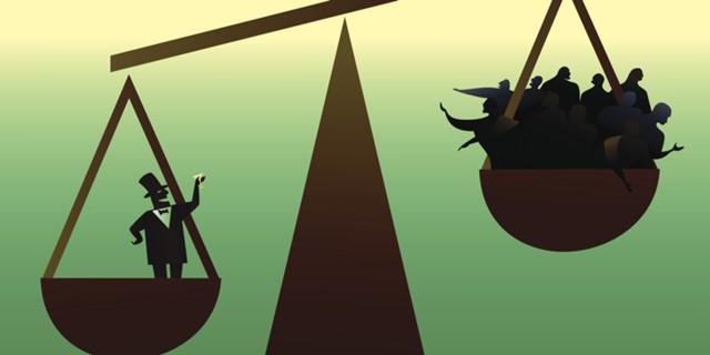 Проблема неравенства в США требует тишины