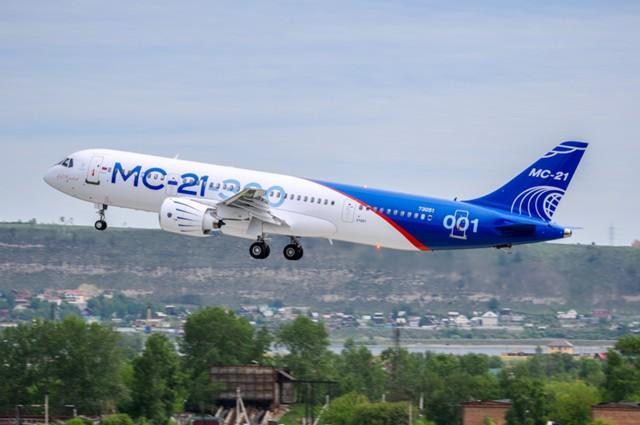 ВЭБ инвестировал $90 млн в создание МС-21