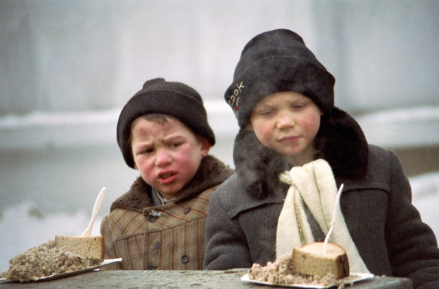 Кузнецова: в РФ растет число бездомных детей - сирот