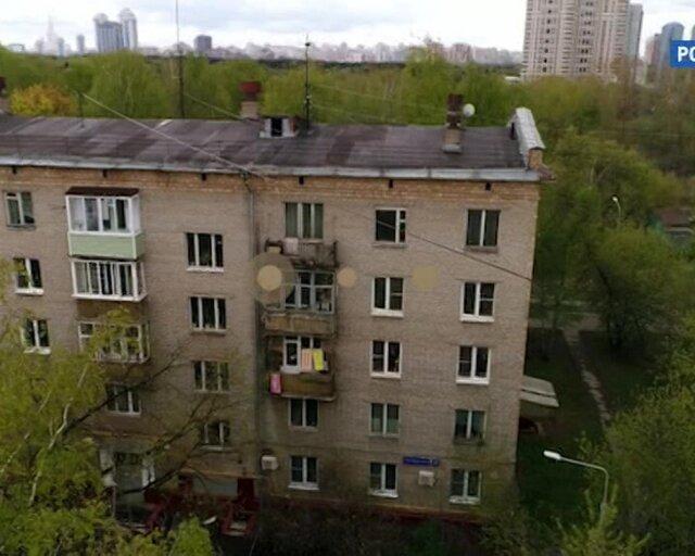 Москва. Новоселье. Глобальное переселение в новую среду обитания