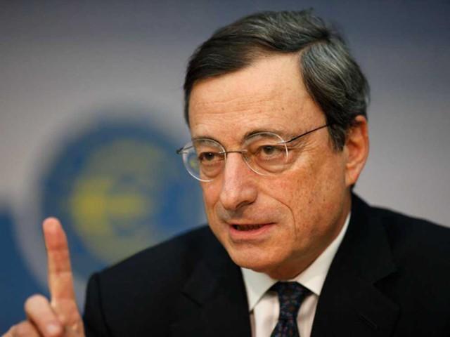 Драги: еврозоне все еще нужна весомая помощь ЕЦБ