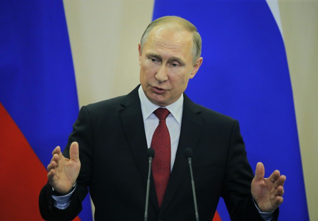 Путин: ни одна из 500 компаний Франции не ушла из РФ