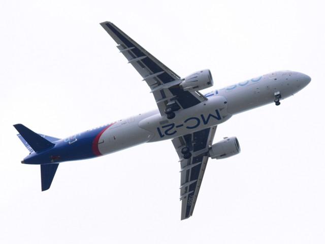 Reuters: МС-21 открывает новую эру самолетостроения