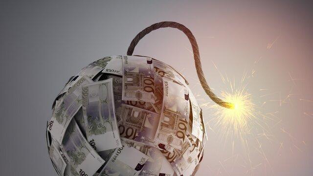 Мировая экономика сидит на пороховой бочке