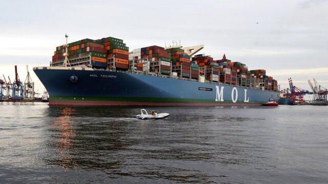 ВЯпонии создадут флотилию морских грузовых беспилотников