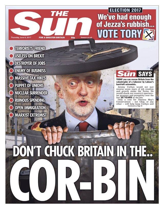 Кто еще проиграл выборы в Великобритании?