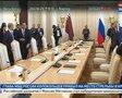 Встреча глав МИД России и Катара