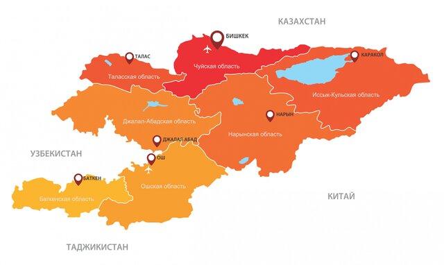 Киргизия готовит выпуск первой вЕАЭС криптовалюты