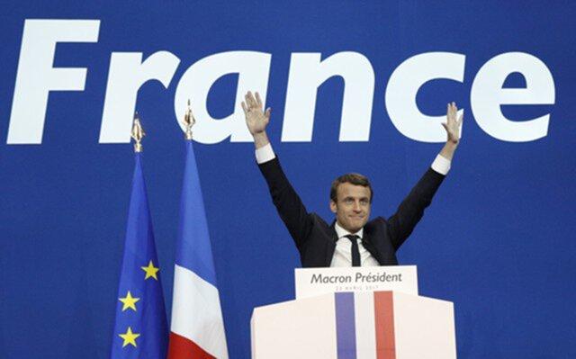 ВоФранции начался 2-ой  тур парламентских выборов