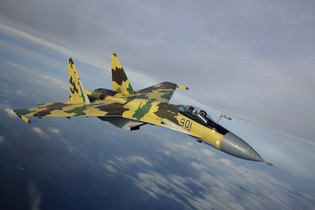 Россия поставит десятки Су-35 в ОАЭ