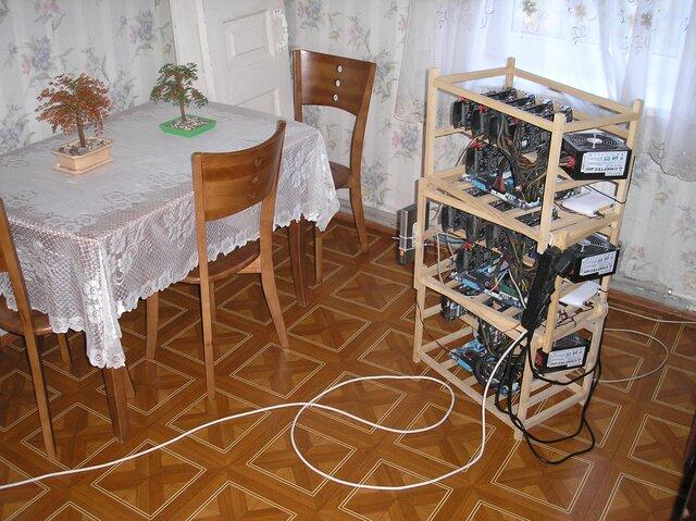 Добытчики биткоина рушат рынок видеокарт в России