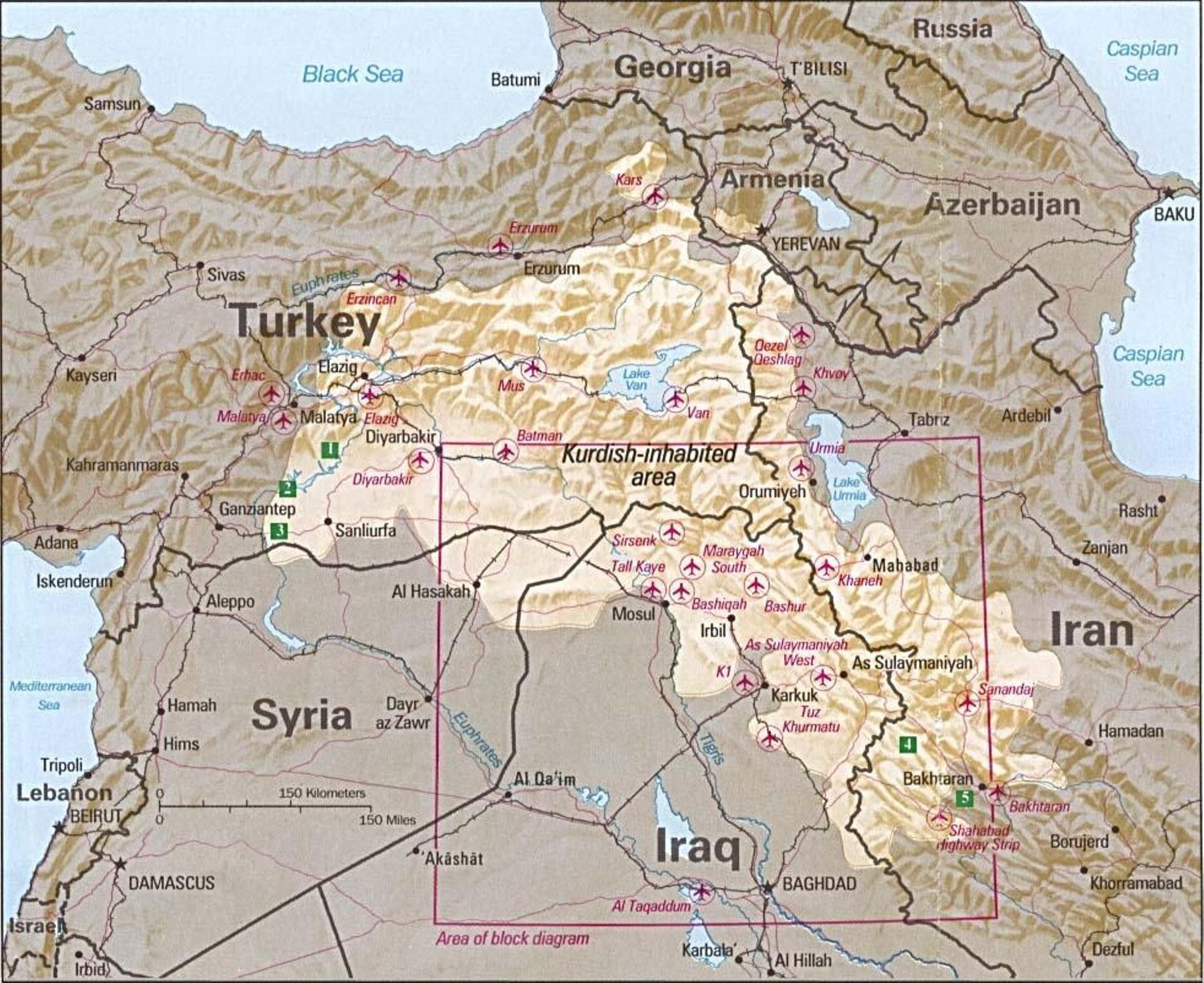 Независимый Курдистан: что будет с нефтью?