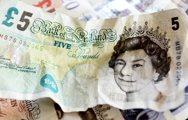 Британский фунт стал главной жертвой Brexit