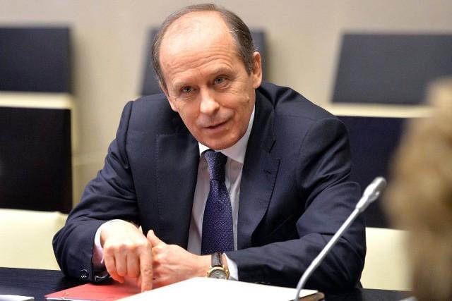 Депутаты сверили часы с директором ФСБ