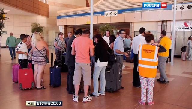 СМИ: авиасообщение с Египтом не возобновится летом